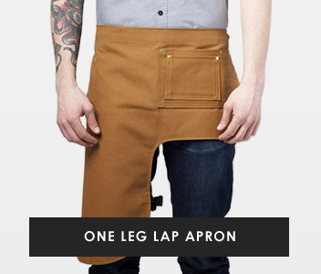 One Leg Lap Apron