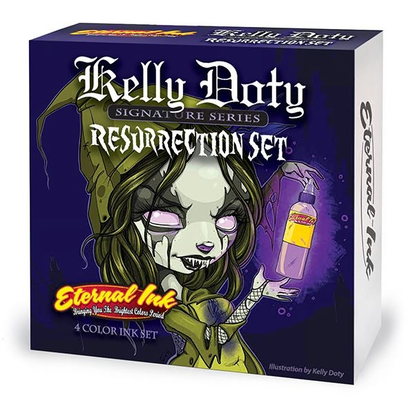 Kelly Doty Colour Set