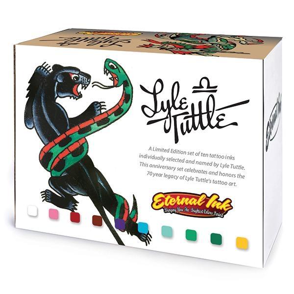 Lyle Tuttle Colour Set