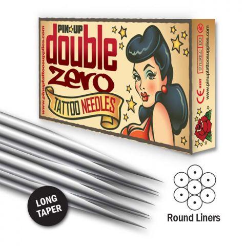 Round Liner - Long Taper Double Zero