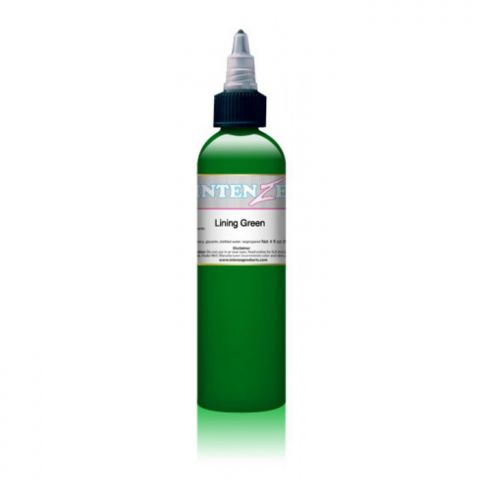 Intenze Ink - Lining Green