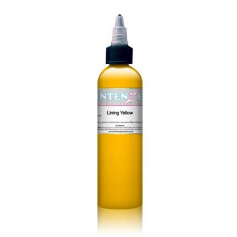 Intenze Ink - Lining Yellow