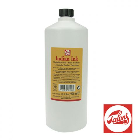 Talens – Indian Ink – 990 ml