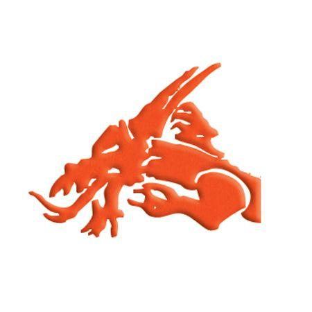 Kuro Sumi - Rising Sun Orange