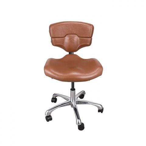 Mako Studio Chair from TATSoul - Tobacco
