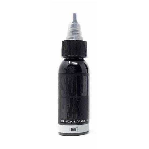 Solid Ink 1oz Black Label G/Wash Light