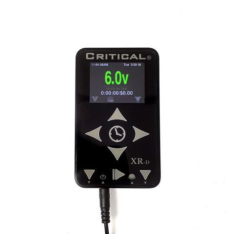 Critical XR-D Power Supply