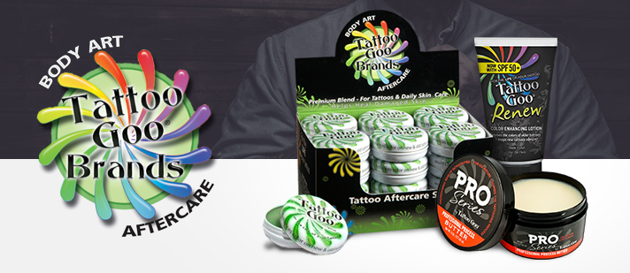 Tattoo Goo Aftercare Products