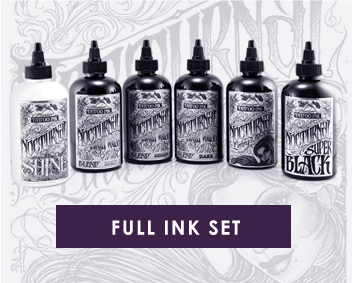 Full Ink Set