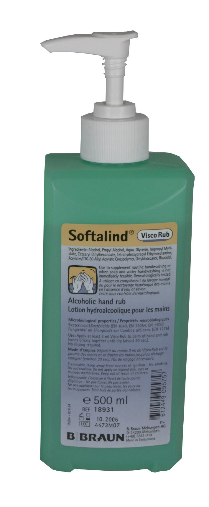 Clinell Disinfectant Spray - 500ml