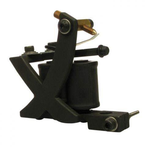 New York Irons - Black Cross Liner V2 Tattoo Machine