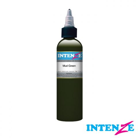Intenze Earthtone Ink - Mud Green