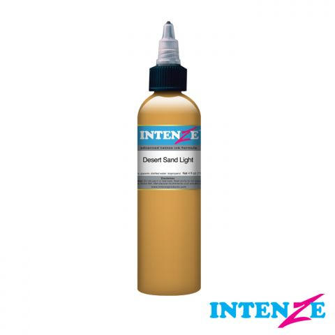 Intenze Earthtone Ink - Desert Sand Light