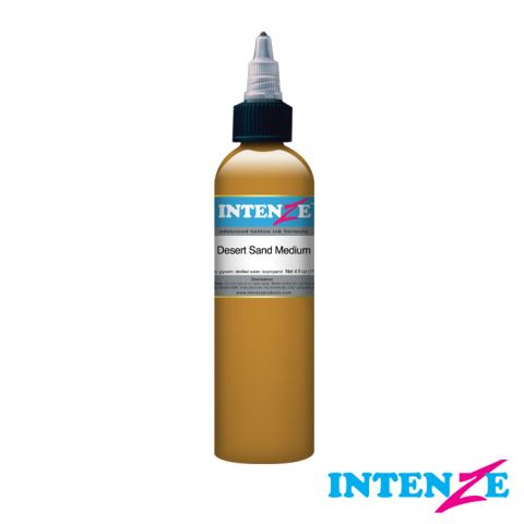 Intenze Earthtone Ink - Desert Sand Medium