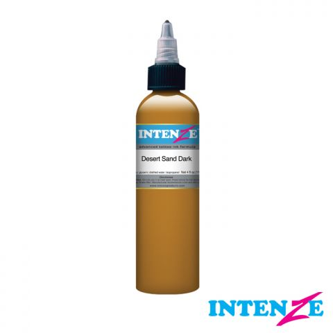 Intenze Earthtone Ink - Desert Sand Dark