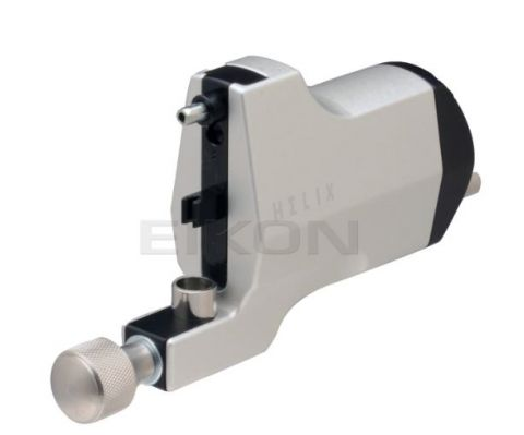 Eikon Helix Rotary Tattoo Machine - Silver RCA 3.4str