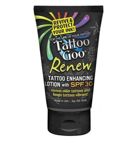Tattoo Goo Renew with SPF 30 Plus