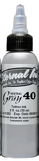 Eternal Ink Neutral Gray - 40%