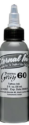 Eternal Ink Neutral Gray - 60%