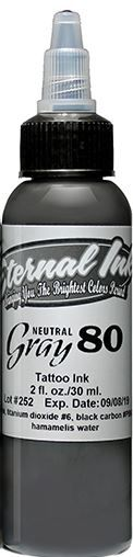 Eternal Ink Neutral Gray - 80%