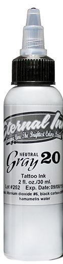 Eternal Ink Neutral Gray - 20%