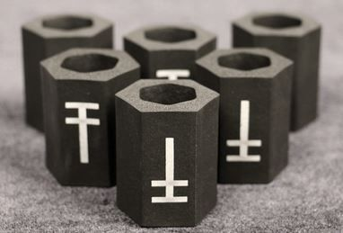 True Tubes HexaGrips - Box of 25