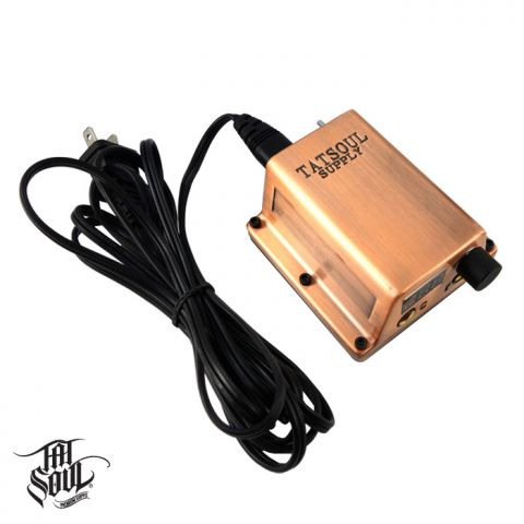 TATSoul Brick Power Supply - Brass