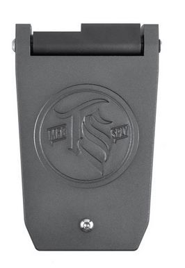 TATSoul Gate Foot Switch - Gunmetal