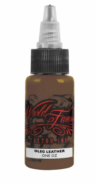 World Famous Ink 1oz - Oleg Leather