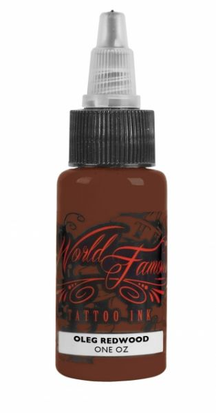 World Famous Ink 1oz - Oleg Redwood