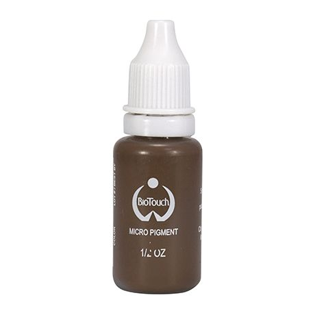 Biotouch Brown Micro Pigment - 1/2oz (16ml)