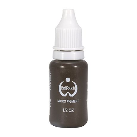 Biotouch Dark Brown Micro Pigment - 1/2oz (16ml)