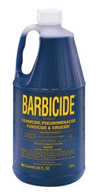 Barbicide solution 1.89l (64lf.oz)