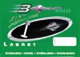 BioPlast Micro Labret Sterile