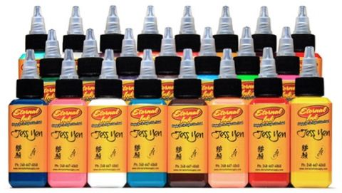 Eternal 2oz/60ml Jess Yen 22 Colour Set