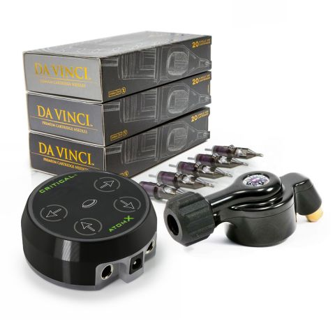 Fantom / Atom X / DaVinci Carts Package Deal