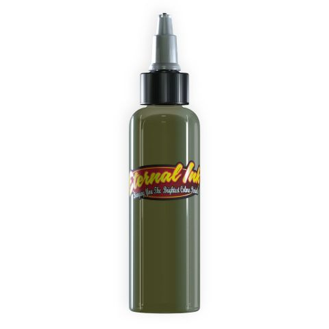 Eternal Ink Goran Micic Military Green - 1oz/30ml