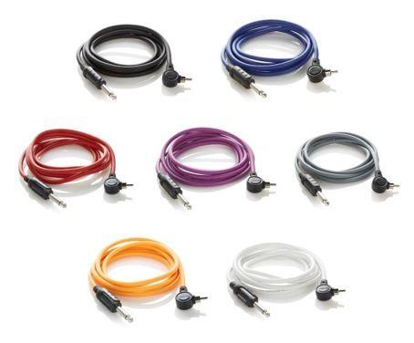 Sabre 2m Angled RCA Cord