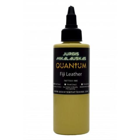 Quantum Ink - J Makalauskas Fiji Leather 1oz/30ml