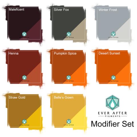 Ever After Pigments - Modifier Set