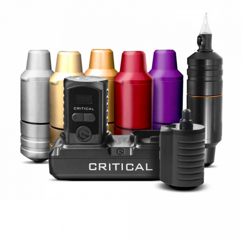 Sol Nova / Critical Wireless Battery Pack Bundle