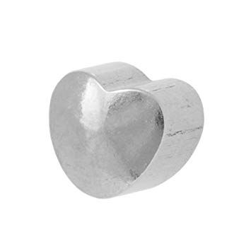 Shapes Reg Stainless Heart