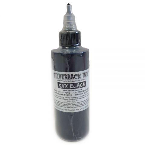 Silverback Ink® XXX Series - 4oz - Black
