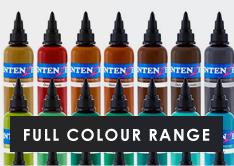 Intenze Full Colour Range
