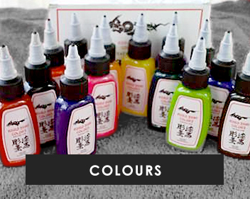 Kuro Sumi Colour Range