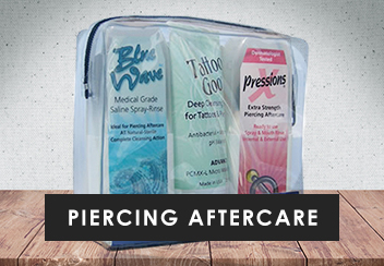 Piercing Aftercare