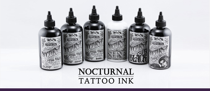 Nocturnal tattoo Ink