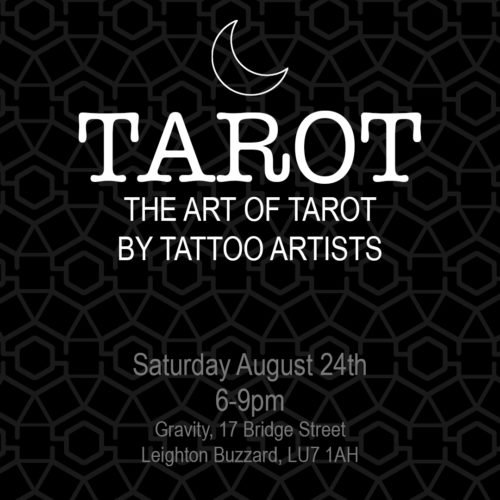 Tarot Tattoo Project Barber DTS